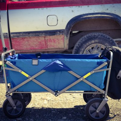 Utility Wagon – The 4×4 of Strollers