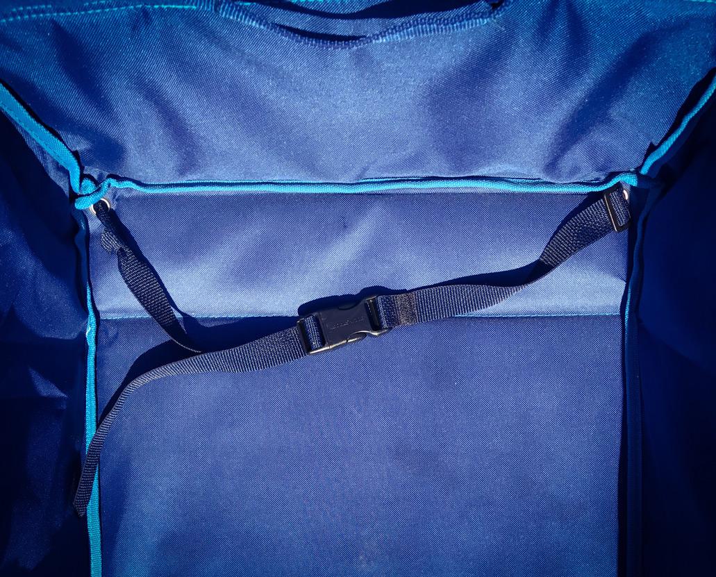 DIY Kid Utility Wagon Mods - Seat belt