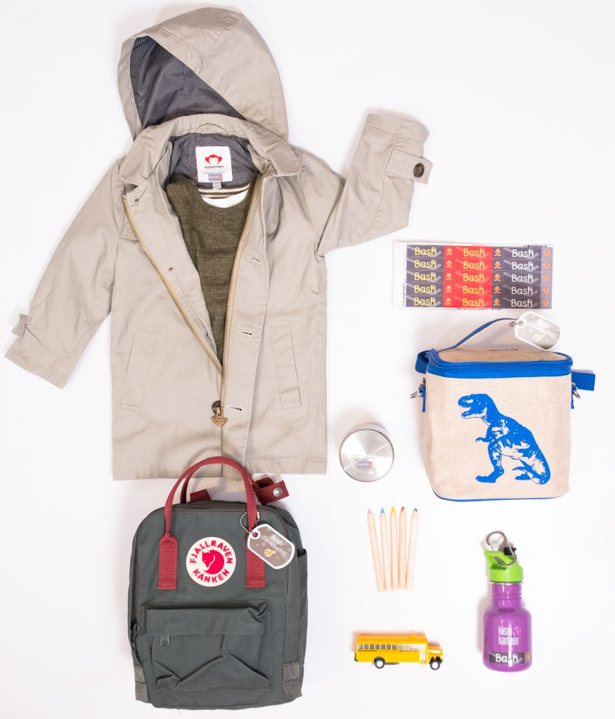 Toddler Back to School Items