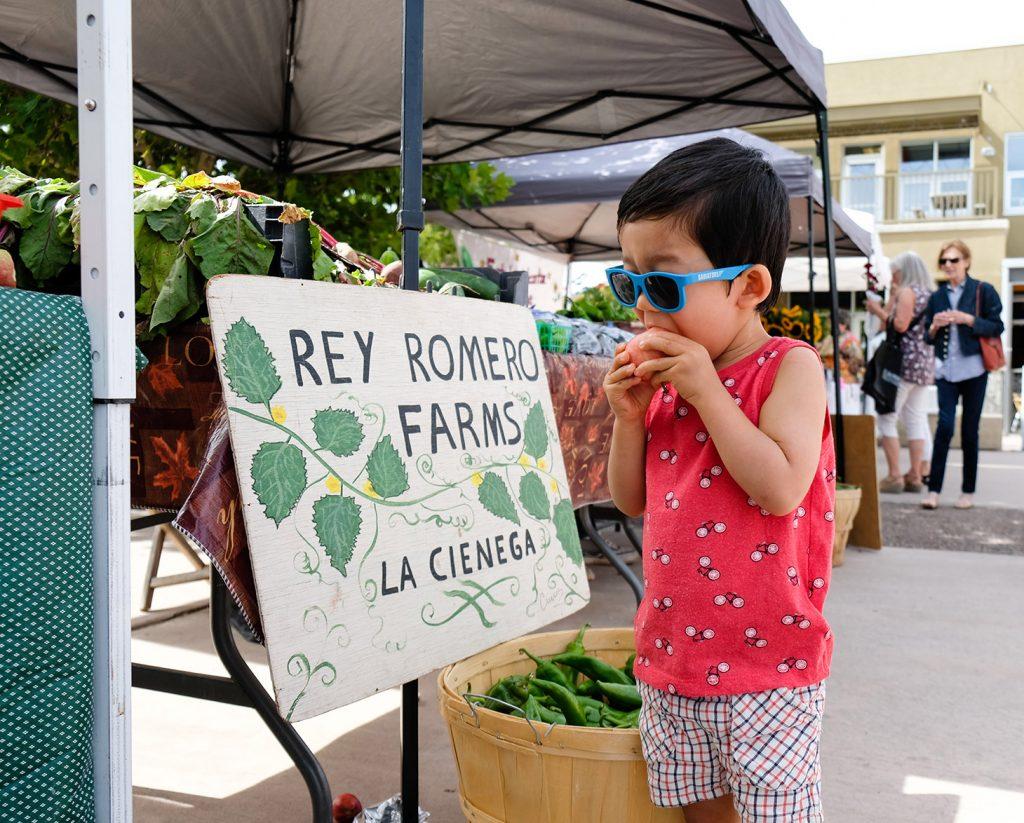 Santa Fe Farm's Market