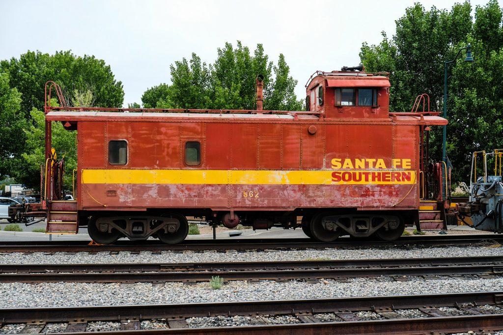 Santa Fe Train