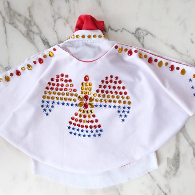 Elvis DIY – Halloween Costumes for Toddlers