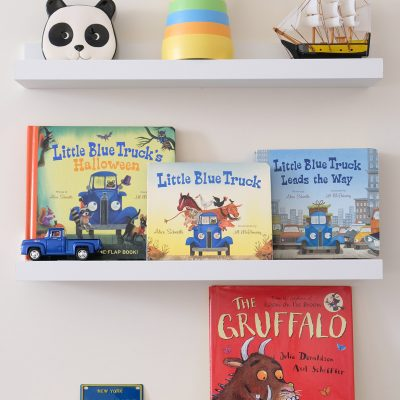 Sunday Shelfie – Our Favorite Halloween Books for Toddlers