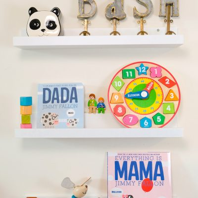 Sunday Shelfie – DADA and MAMA by Jimmy Fallon