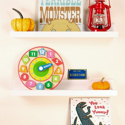 Sunday Shelfie – October Monster Madness