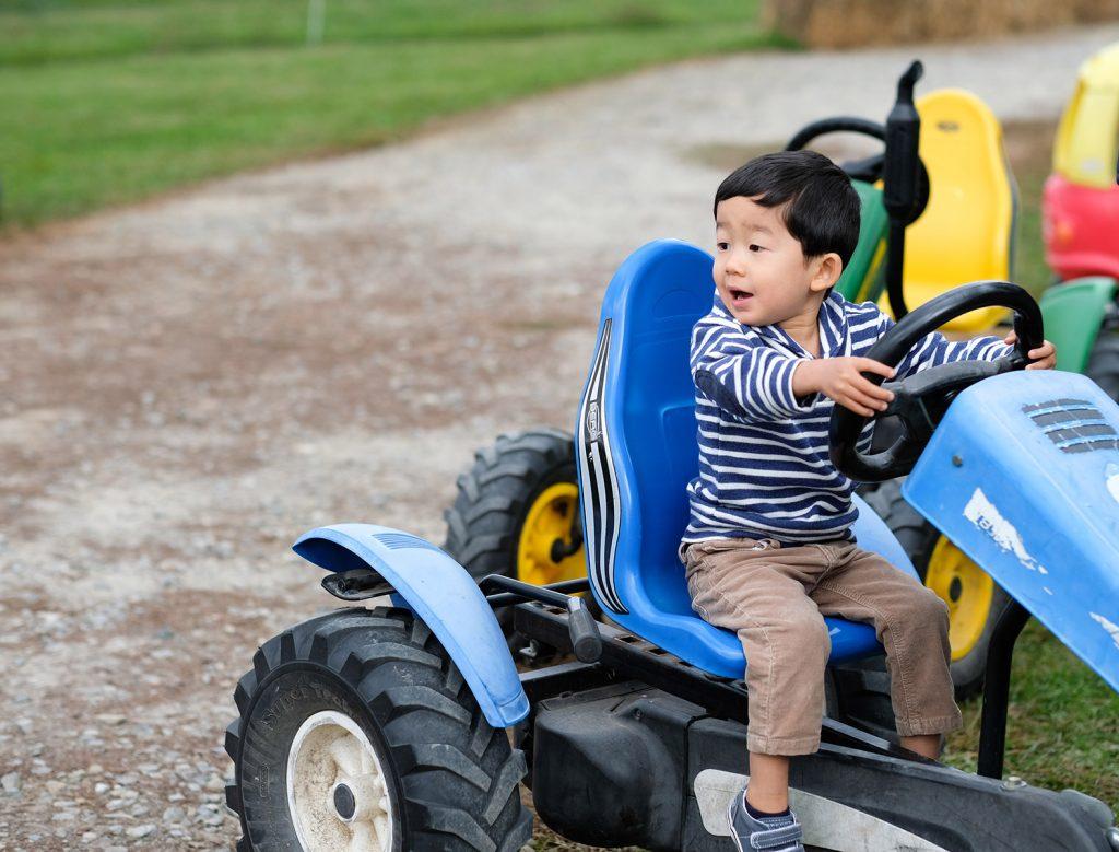 Toddler Farm Fashion
