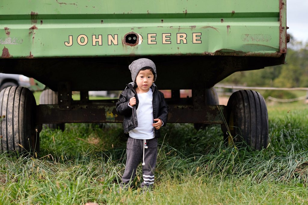 Toddler Farm Fashion - John Deere