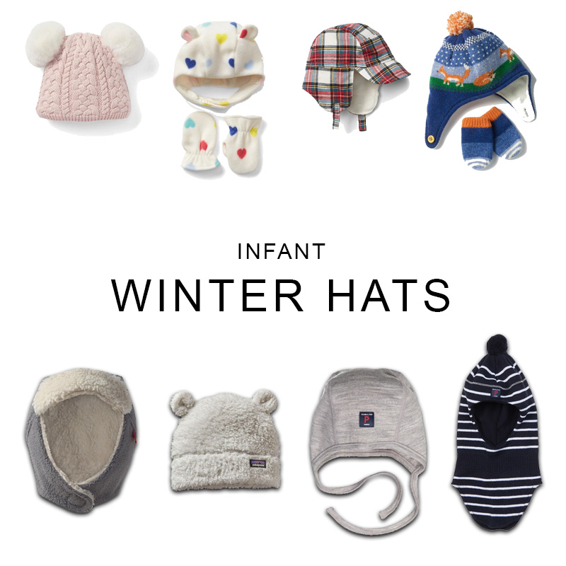 Winter Hats for Infants