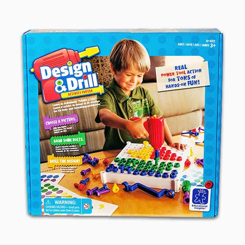 Design And Drill