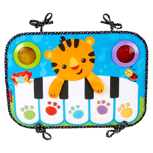Fisher-Price Kick N Play Crib Piano
