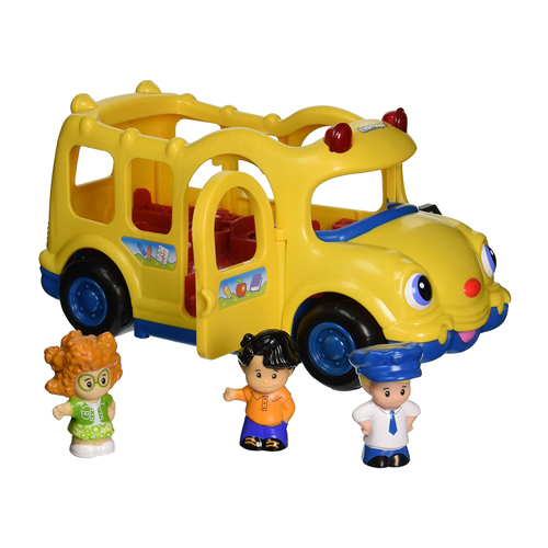 Fisher-Price Little People Lil' Movers Baby School