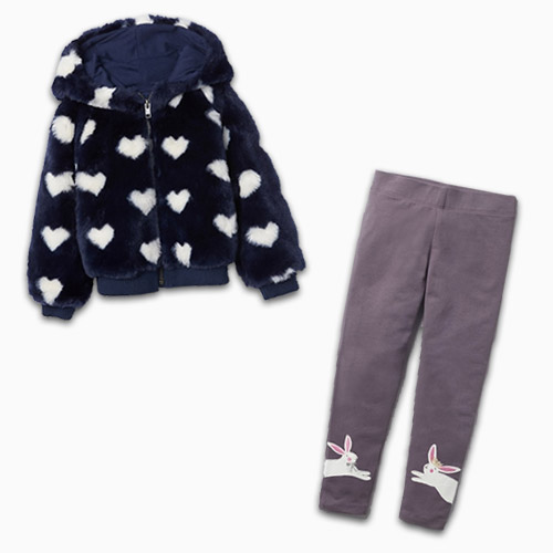 Gap Hoodie And Boden Leggins