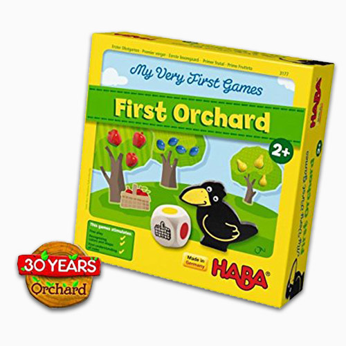 Haba First Orchard Game