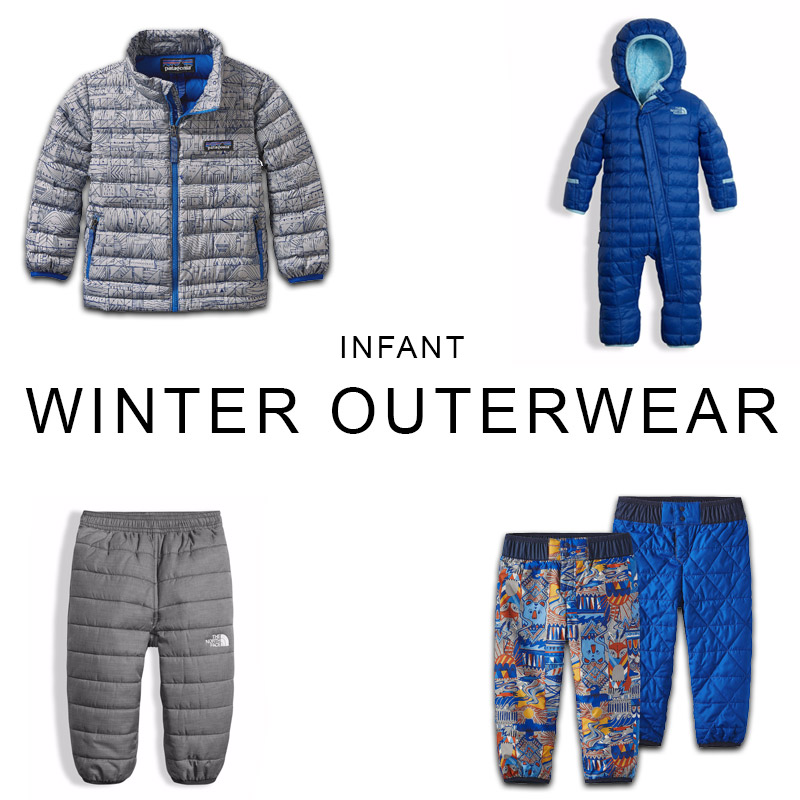 Infant Winter Outerwear