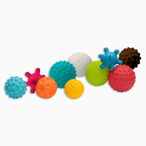 Infantino Textured Ball Set