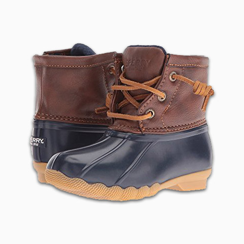 Sperry Kids Saltwater Boot