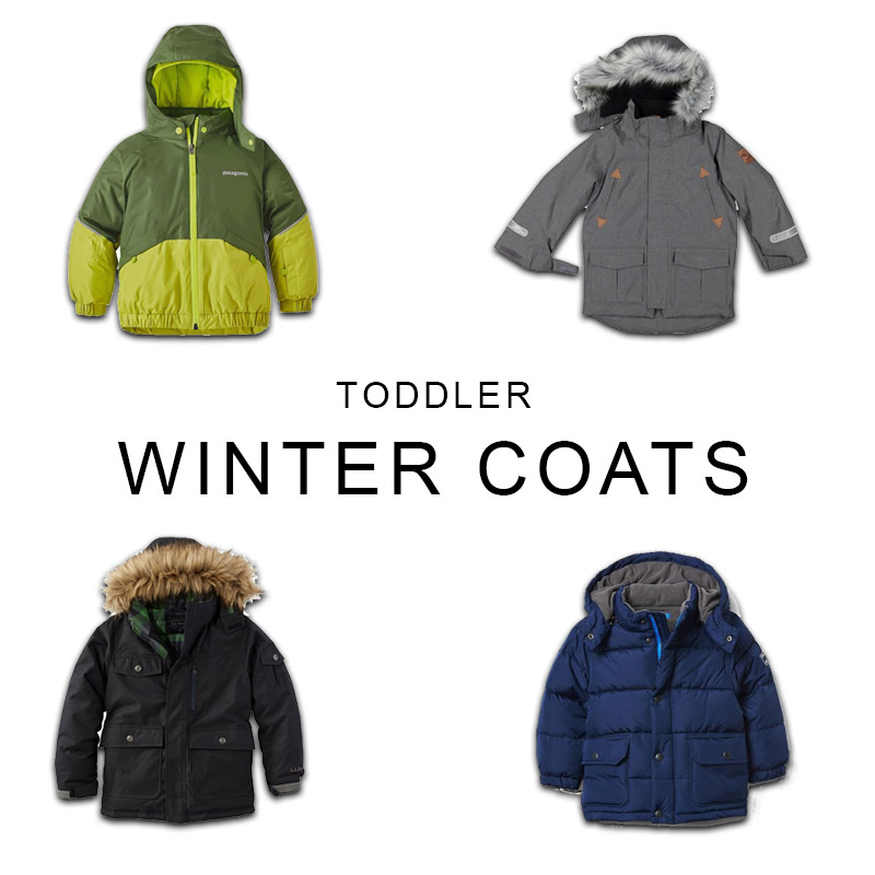 Toddler Winter Coats
