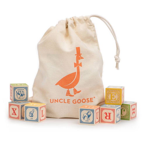 Uncle Goose Blocks