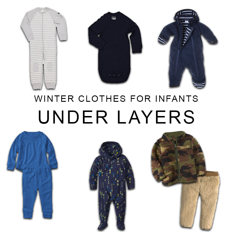 Winter Clothes for Kids -cLayers For Babies