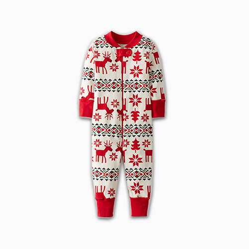 hanna andersson holiday pjs