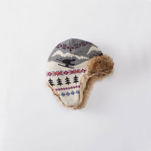 hanna andersson skiers trapper hat