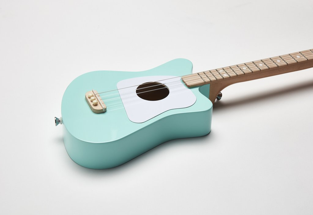 Loog Mini Guitar - Green