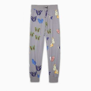 mini rodini butterflies sweatpants