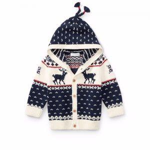 ralph lauren reindeer cardigan