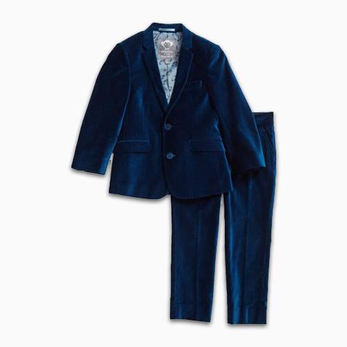 Appaman Mod Velvet Suit