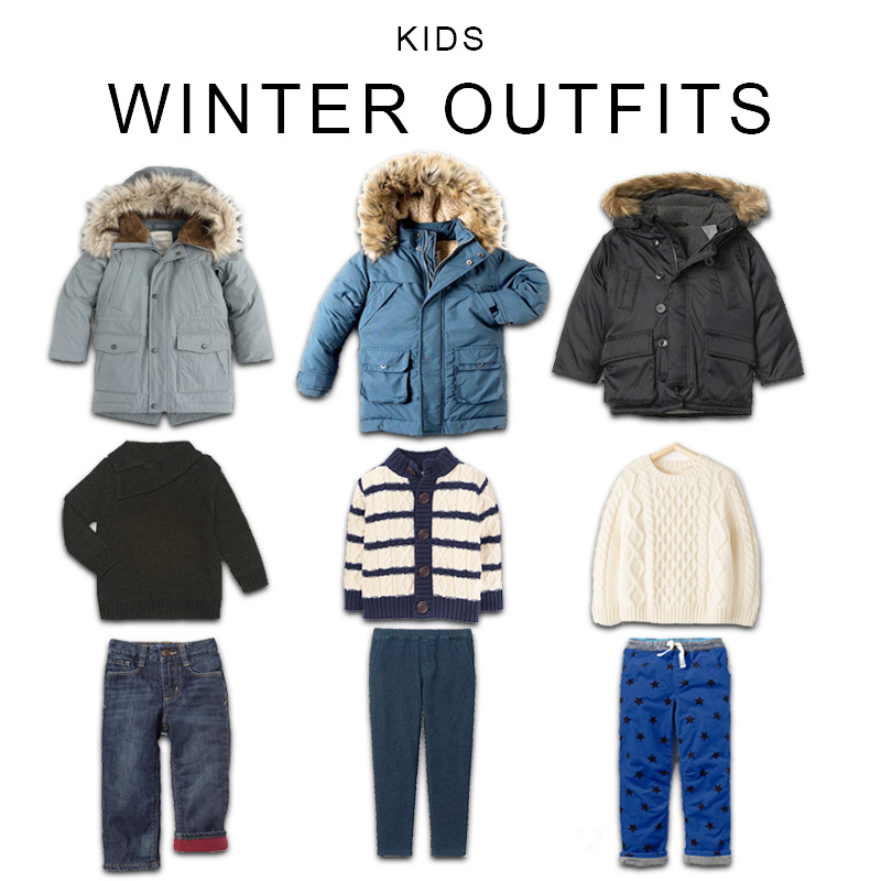 Kids Winter Outfits