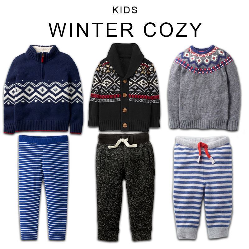 Kids Winter Cozy Outfits