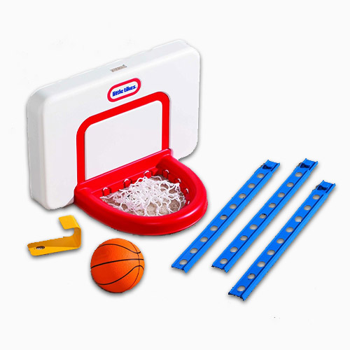 Little Tikes Attach N Play Basketball Set 1