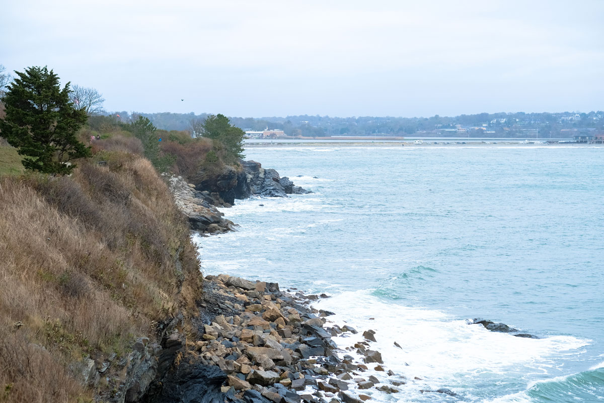 Newport Ri Cliff Walk
