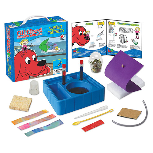 Young Scientist Club Water Kit