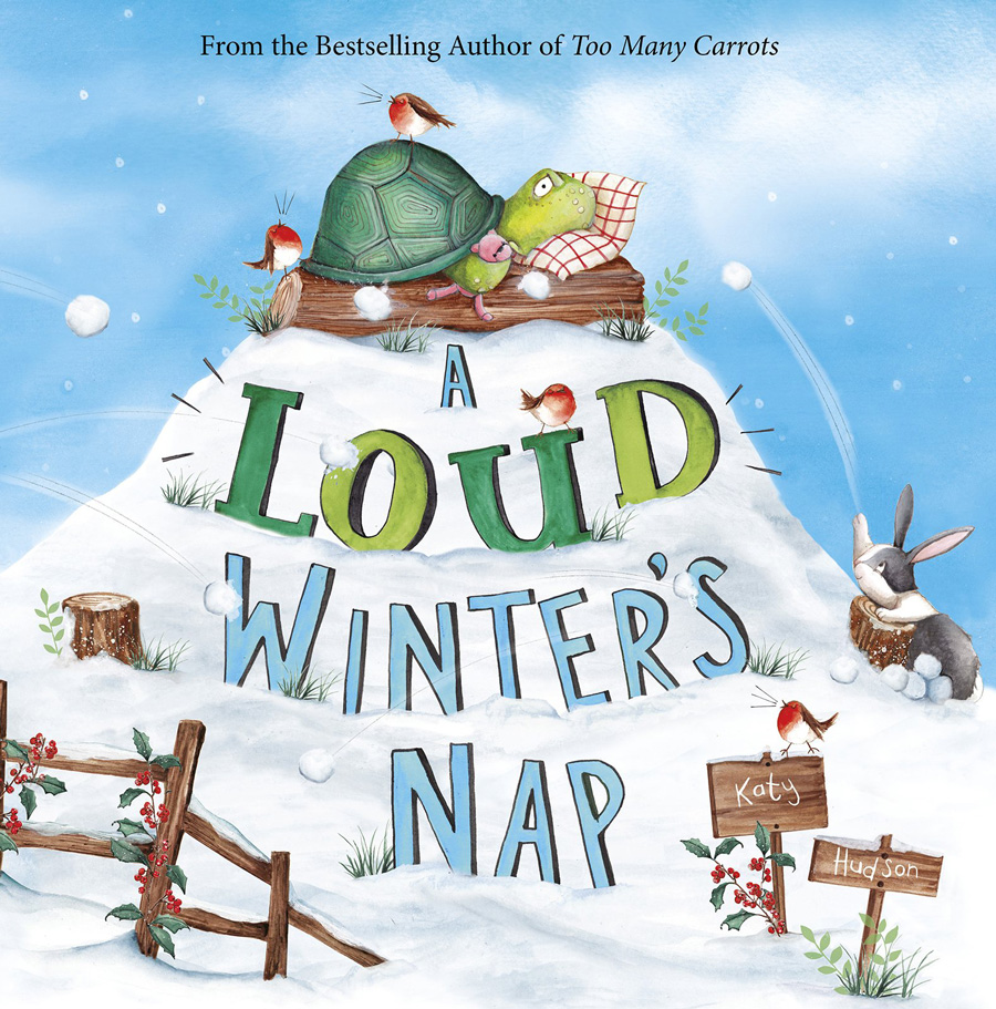 A Loud Winter's Nap - Katy Hudson