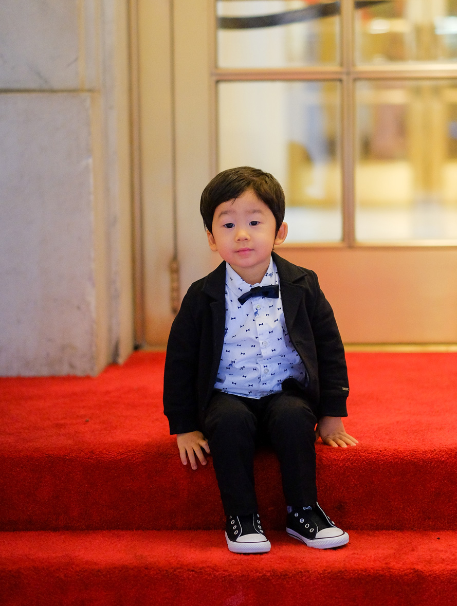Dashing Holiday Outfits for Boys - New Year's Eve Formal