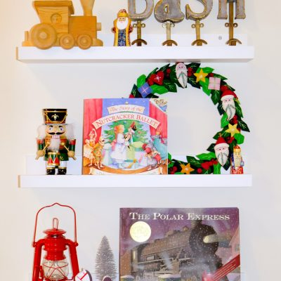 Sunday Shelfie – Kids' Books for the Holidays