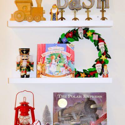 Sunday Shelfie – Kids' Books for the Holidays