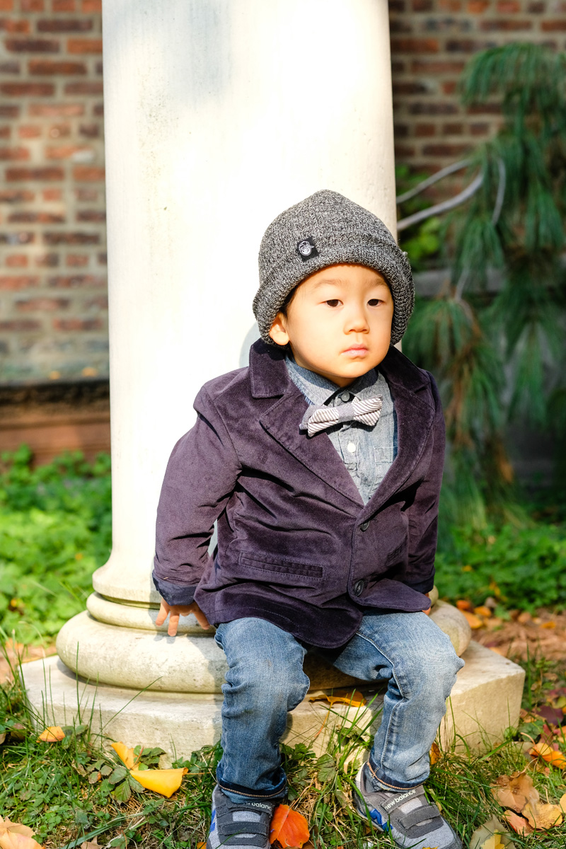 Dashing Holiday Outfits for Boys - Holiday Party