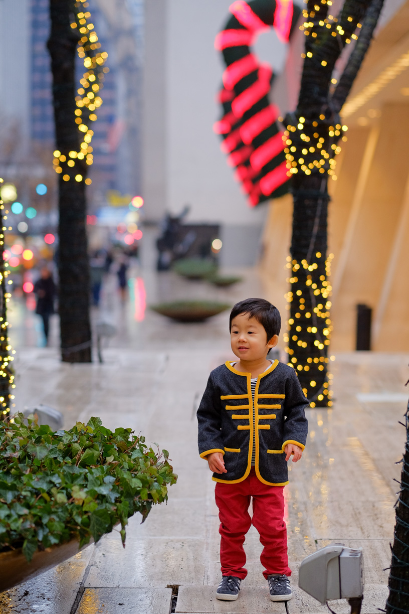 Dashing Holiday Outfits for Boys - Nutcracker Cool