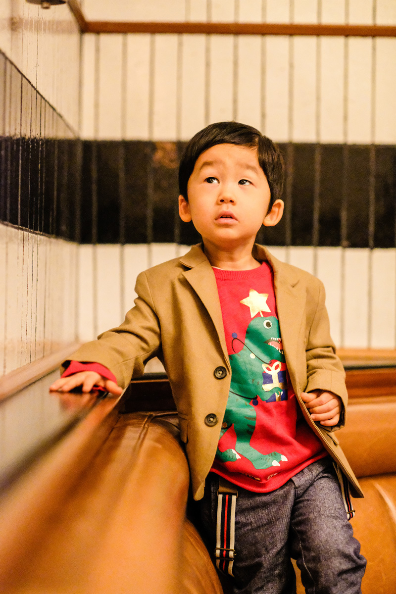 Dashing Holiday Outfits for Boys - Not So Ugly Sweater Party