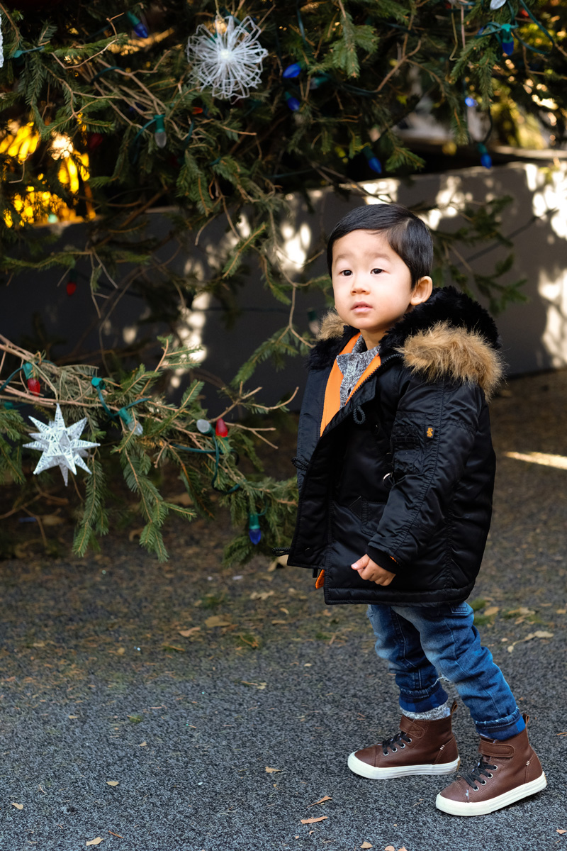 Winter Outfits for Toddler Boys - Look 1