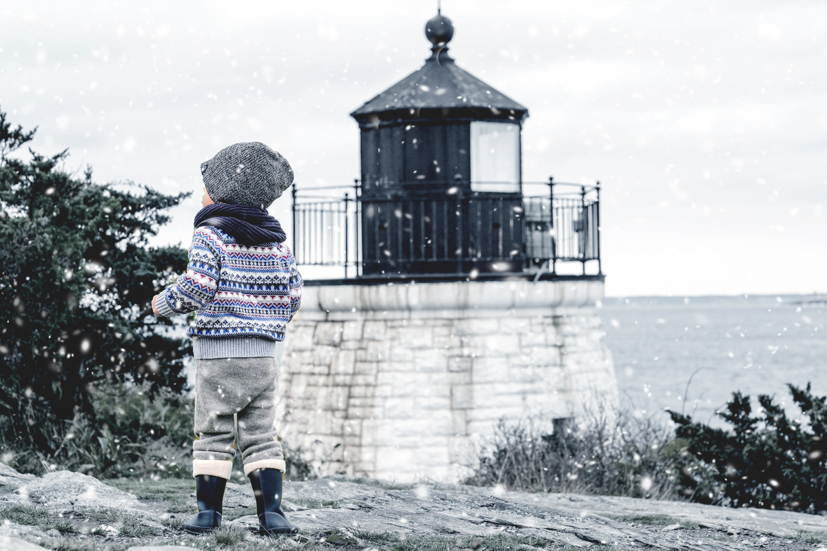 Winter Outfits for Toddler Boys - Lighthouse
