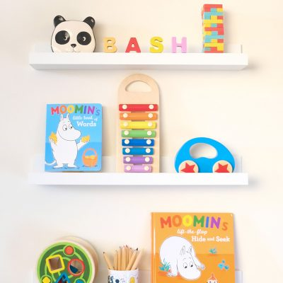 Sunday Shelfie – Moomin Books