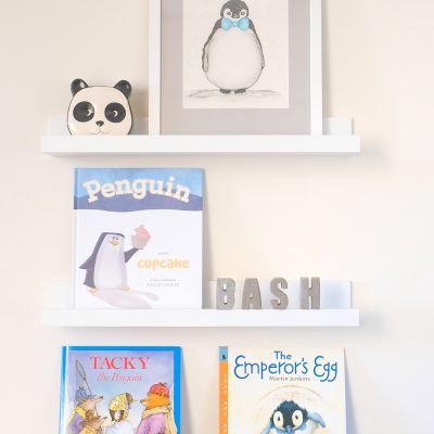 Sunday Shelfie – Penguin Book Favorites