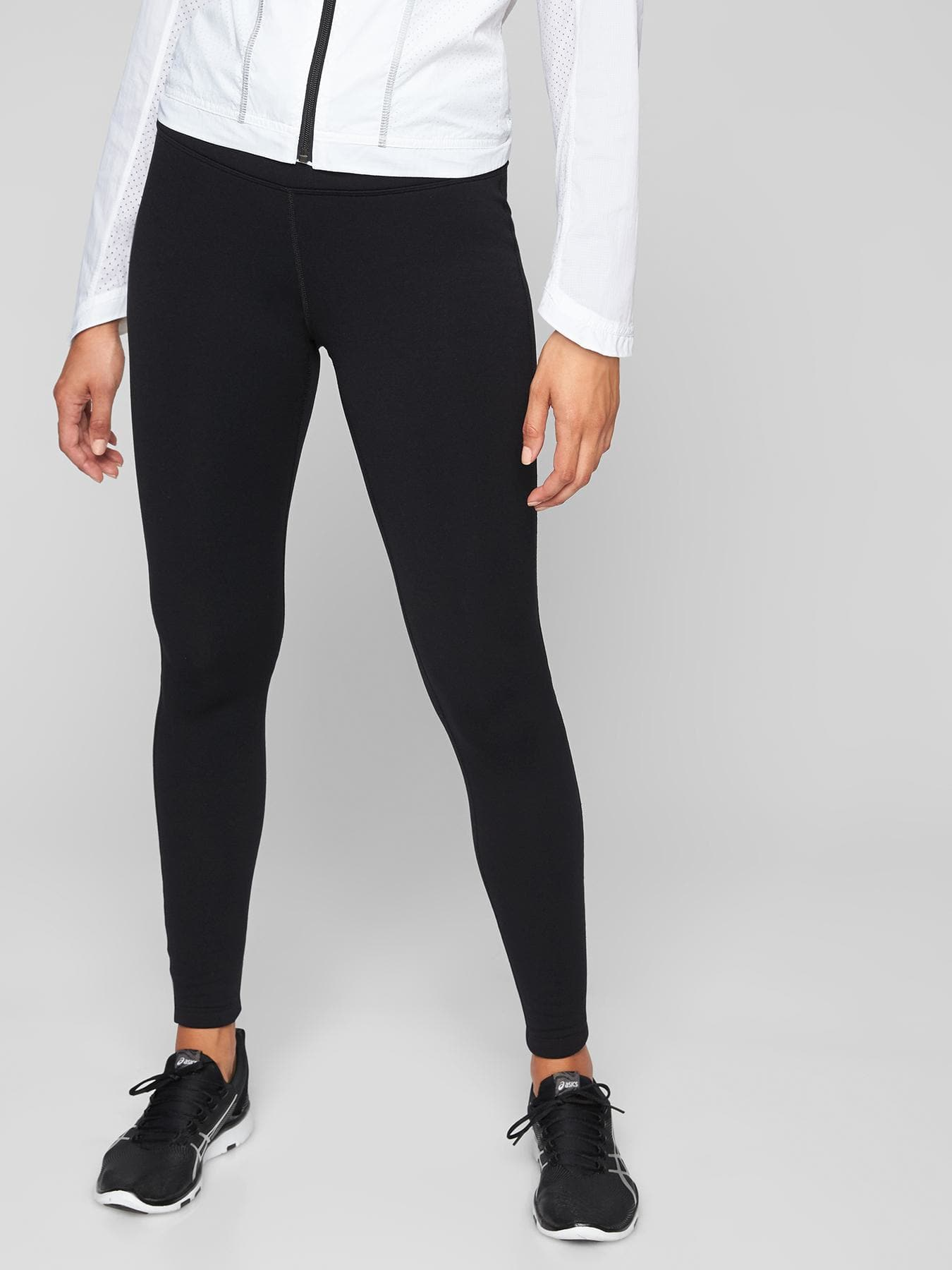Athleta Polartec Power Stretch Tight