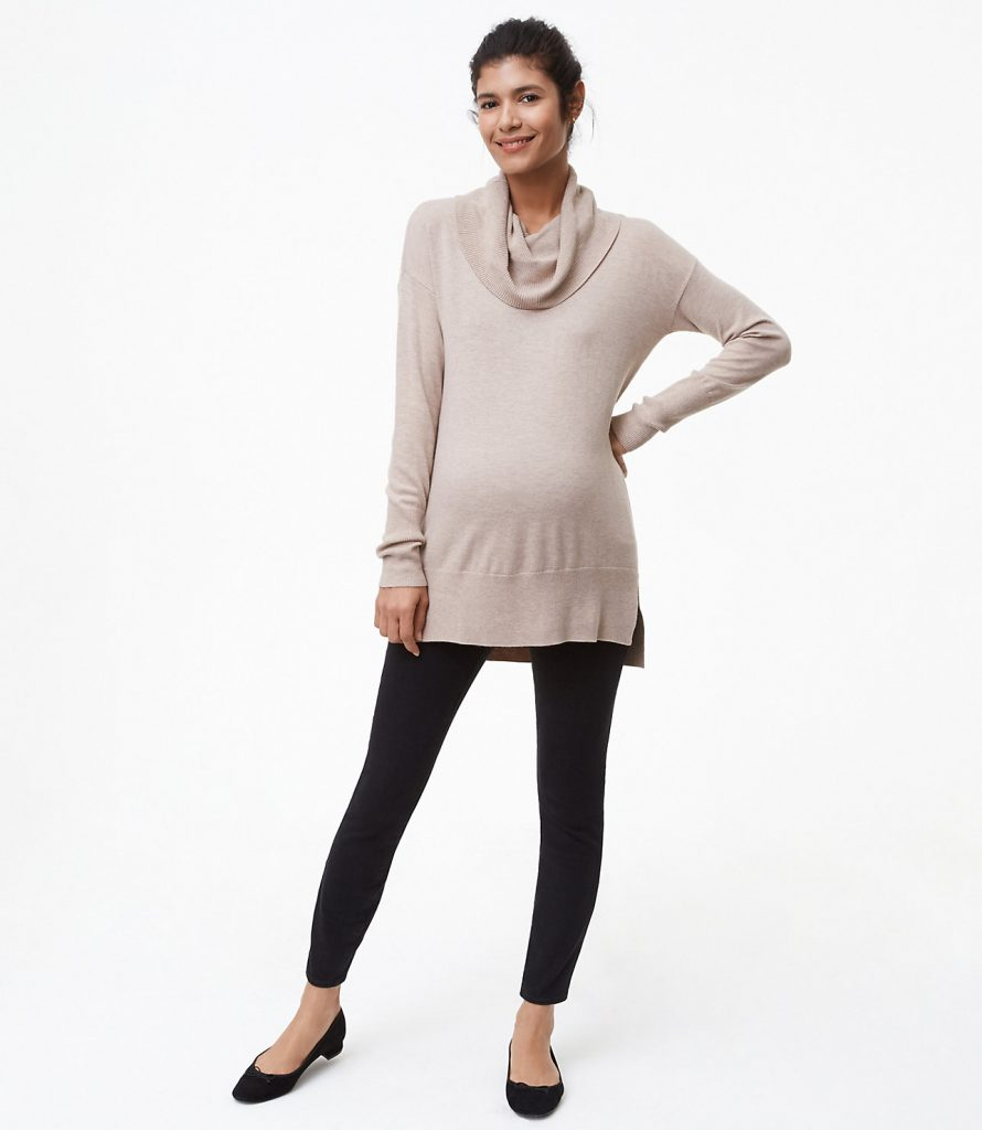 Loft Maternity Performance Leggings