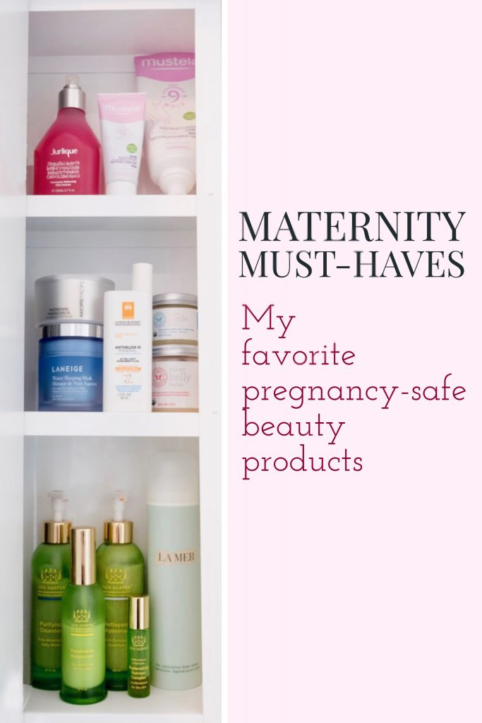 Maternity Must-Haves – Pregnancy-Safe Beauty Products