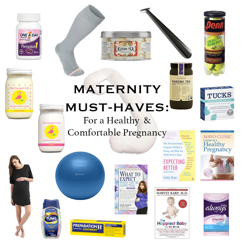 Maternity Must Haves Comfortable Pregnancy