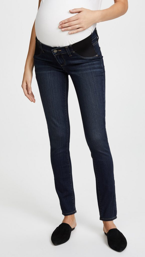 Paige Ultra Skinny Maternity Jeans